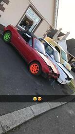 Mazda mx5 drift car
