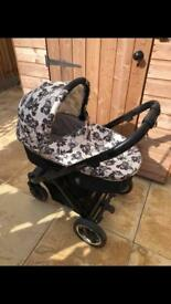 Babystyle Oyster2 custom travel system