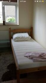 Single furnished room including bills