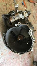 Vauxhall gearbox