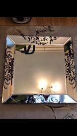 3 Mirrors £25 each