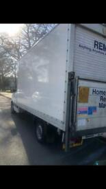 Removal and man and van