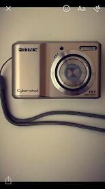 Sony Cyber-shot digital camera