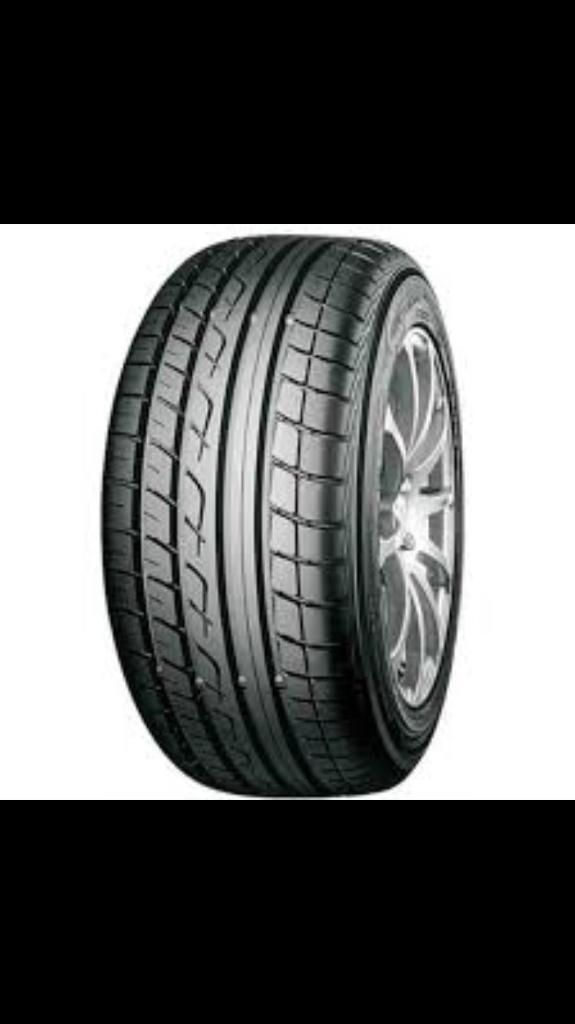 Tyres 225/40/18 Yokohama 92w