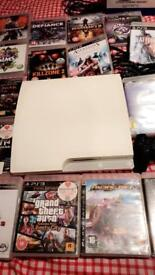 PlayStation 3 PS3 30 games included LISBURN