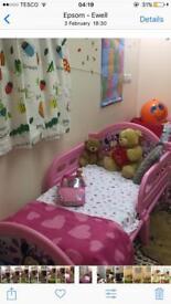 Kids Disney bed