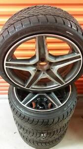 (63) Pneus d'Hiver - Winter Tires 225-40-18 Farroad
