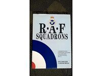 """""""RAF Squadrons"""" book by Wing Commander C.G.Jefford. Published 1988 by Airlife Publishing"""