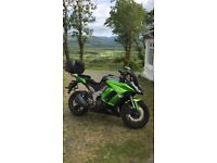 Full touring Z1000SX ABS LOADS OF EXTRAS
