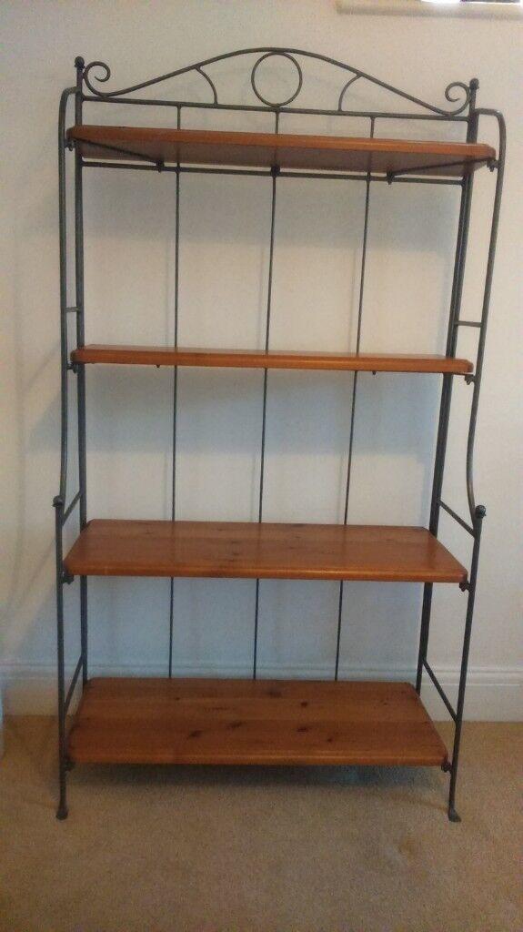 Vintage Bookcase Bookshelf