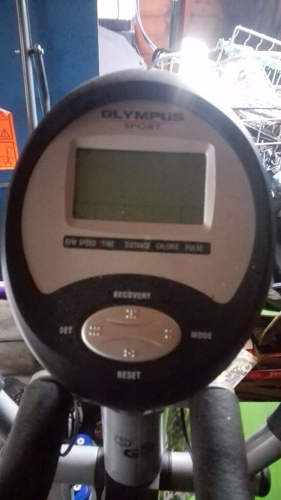 Olympus Cross Trainer Glider Model Os 10211 In