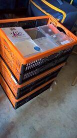 Empty CD Jewel cases free