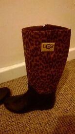ugg wellington boots