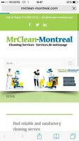 Mr clean company all type of cleaning,