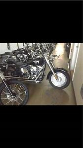 2006 Harley-Davidson FLSTF Fat Boy Touring -