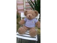 "Teddy bear, speaking ""I love you"" - Light brown"