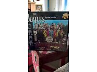 brand new Beatles sgt pepper jigsaw puzzle