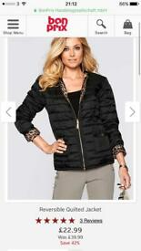 Ladies jacket size 14-16 brand new
