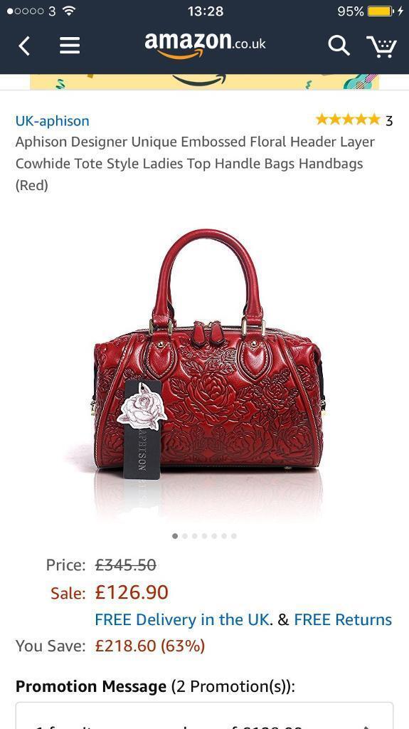 Aphison Designer Handbag