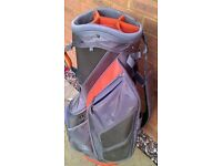 KING COBRA golf bag »»» EXCELLENT CONDITION