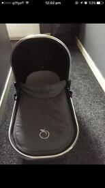 Icandy peach carry cot