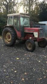 International 674 Tractor