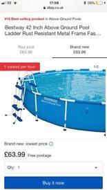 Pool ladder (open offer)