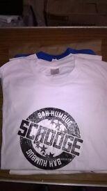 christmas tshirts bah-humbug for sale