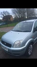 Ford Fusion 1.4 // 1 Year New MOT
