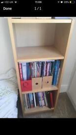 Ikea slimline shelving