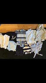 Baby boys summer bundle 3-6 months