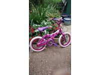 Barbie girls bicycle