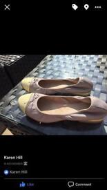 Clark's women's pump shoes size 3