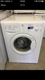 White 7kg Indesit Washing Machine Fully Working Order Just £75 Sittingbourne
