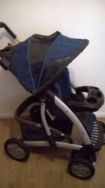 GRACO PUSHCHAIR - MUST SELL - SPACE URGENTLY NEEDED - £30 O.N.O.