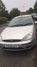 Ford Focus Silver 1.4