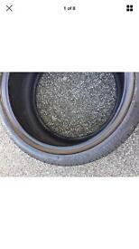 Goodyear Excellence Run flat tyre 275 35 19