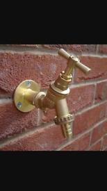 Outside taps