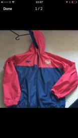 Boys football jacket