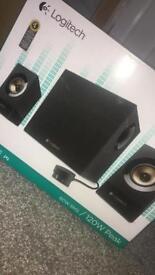 Logitech Z533 Speaker System - Excellent Condition