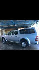 Ford Ranger Thunder 2.5 Low milage No VAT
