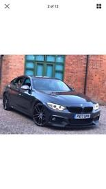 BMW 420d Gran Coupe M Sport with over £10,000 extras!