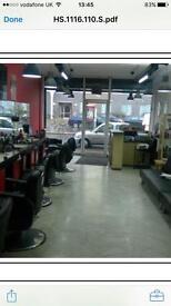 Barbers/ ladies hairdressers