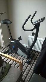 roger black gold magnetic exercise bike