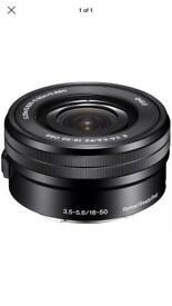 Sony A6300 E mount kit lens NEW