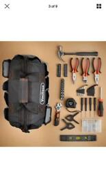 Tool set and bag