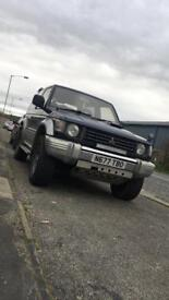 spares or repair 2.8 pajero