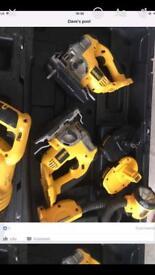 Dwalt tools
