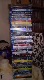 3d blu rays collection