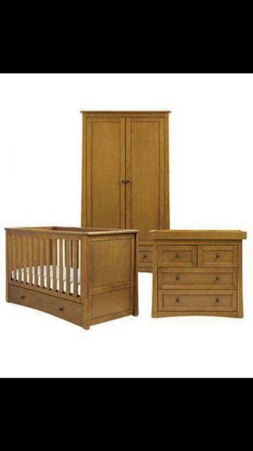 Baby Nursery Furniture Set Cots